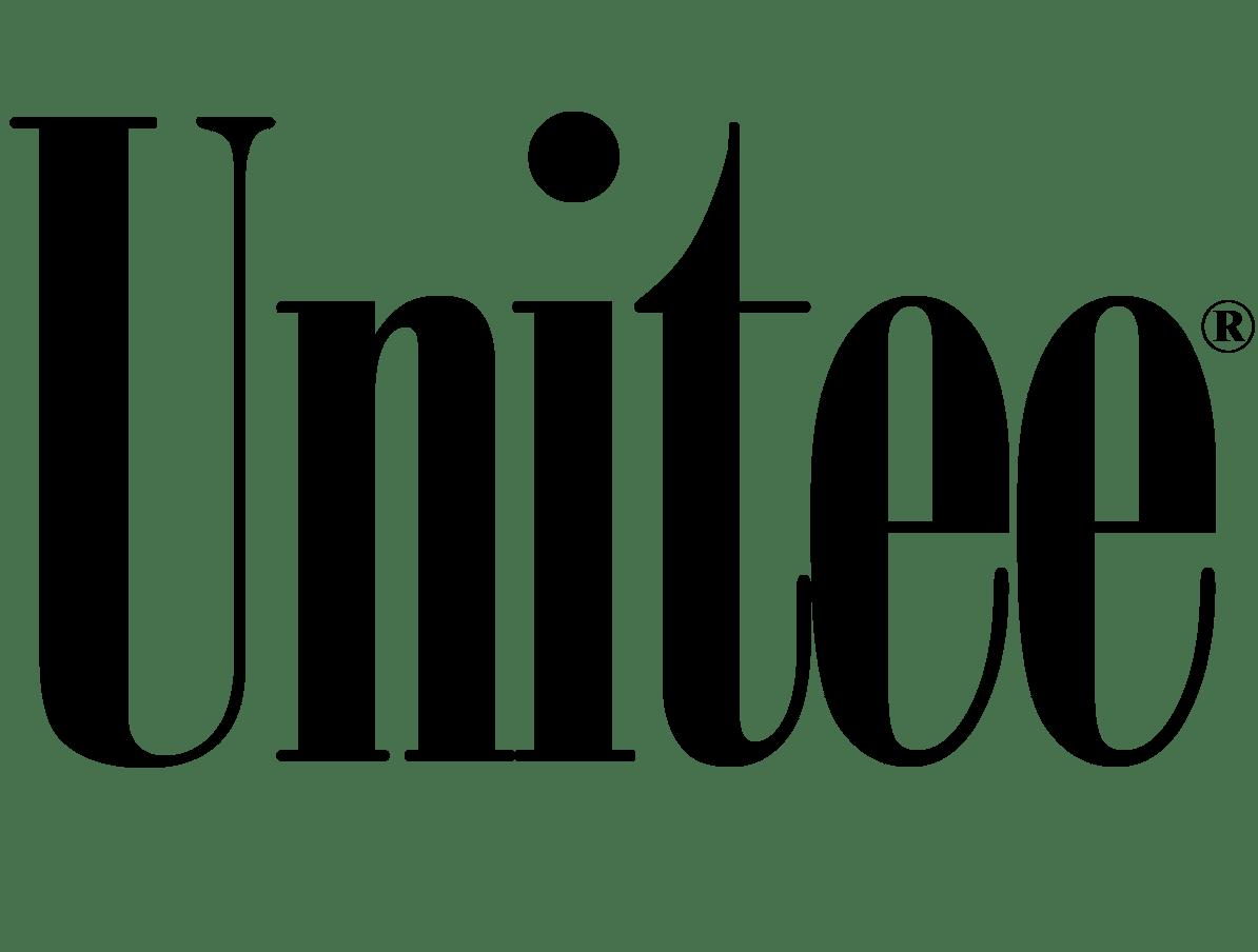 Unitee Logo Schwarz